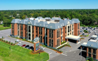 Cushman & Wakefield / EGS to Oversee Leasing at 200,000-SF Medical Tower in Dothan, AL